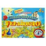 Игра настольная Zirka Путешествуем по Украине