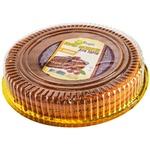 Коржи Домашние продукты бисквитные с какао для торта 400г