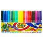 Class Felt-tip Pens 24 Colors