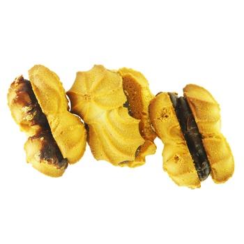 Печиво Струмочок вагове - купити, ціни на Ашан - фото 1