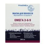 Pharmea Omega 3-6-9 Recovery and Health Mask for hair 200ml
