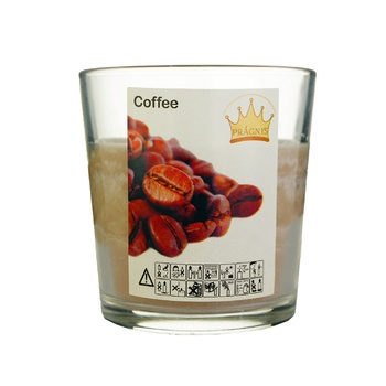 Pragnis Coffee Candle 7,9х8,3cm