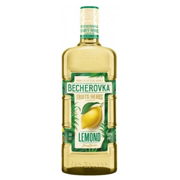 Becherovka Lemond Bitter 38% 0,5l - buy, prices for MegaMarket - image 1