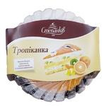 Торт Тропіканка 1кг