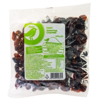 Auchan Raisins 150g - buy, prices for Auchan - photo 1