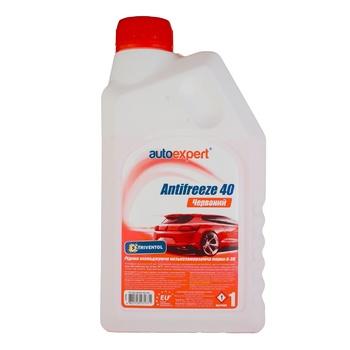 Антифриз Autoexpert А-38 красный 1л