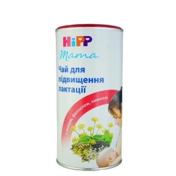 Чай для мам HiPP для повышения лактации 200г - купить, цены на Novus - фото 1