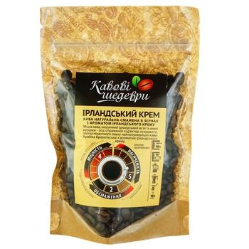 Кофе Чайные Шедевры Ирландский крем в зернах весовой
