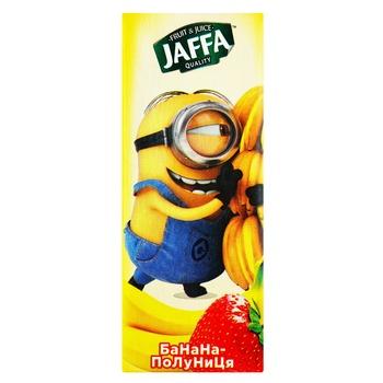 Нектар Jaffa Minions бананово-клубничный 200мл - купить, цены на Ашан - фото 1