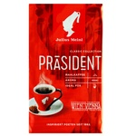 Natural ground roasted coffee Julius Meinl President 250g - buy, prices for MegaMarket - image 1