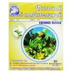 Kluchi zdorovya Phytotea Laxative Hay Plus 20pcs*1,5g