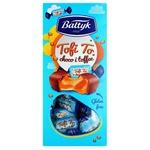 Конфеты Baltyk Tofi To Ирис молочный в молочном шоколаде 180г