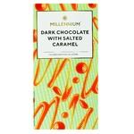 Шоколад Millennium Лимонный чизкейк темный 100г