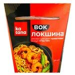 Лапша Katana рисовая с креветкой в соусе пад тай 245г