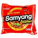 Лапша Samyang Рамен 120г - купить, цены на МегаМаркет - фото 1