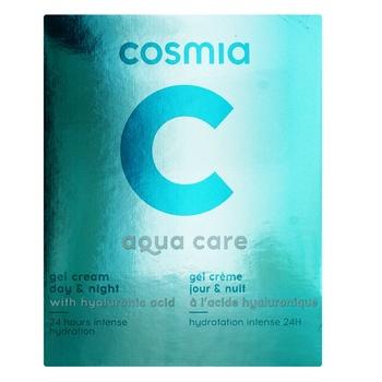 Крем-гель Cosmia для лица аква уход