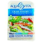Крабові палички Aqua Vita охолоджені 400г