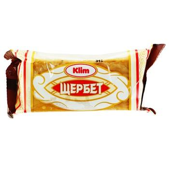 Щербет Klim арахісовий ваговий - купити, ціни на Ашан - фото 1