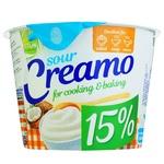 Planton Vegan Sour Cream 15% 200g