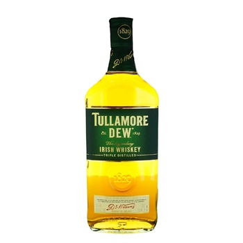Tullamore Dew Whiskey 0.7l - buy, prices for Auchan - photo 1