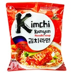 Nongshim Kimchi Ramyun Noodles 120g