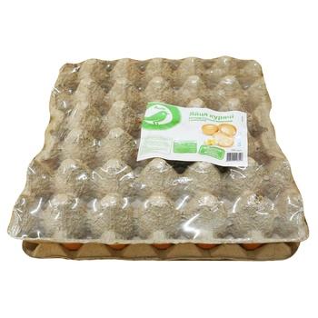 Auchan Brown Chicken Eggs