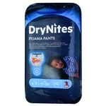 Huggies DryNites Night diapers for boys 4-7 years 10pcs - buy, prices for Auchan - photo 1