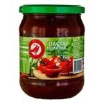 Auchan Tomato Paste 25% 460g