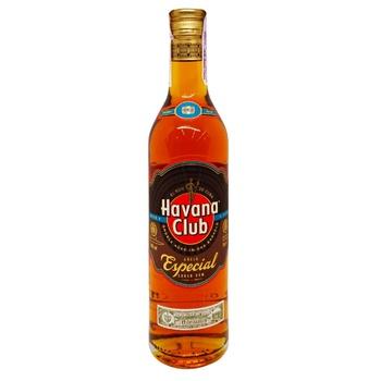 Ром Havana Club Anejo Especial 40% 0.5л