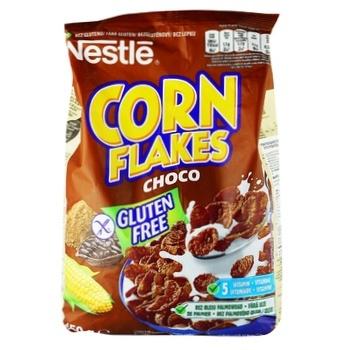 Готовый сухой завтрак NESTLÉ® CHOCO CORN FLAKES с какао без глютена 450г