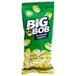 Фісташки Big Bob Відбірні смажені солоні 45г