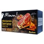 Хамон Ашан Серрано мини 900г - купить, цены на Ашан - фото 1