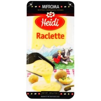 Heidi Raclette Cheese 50% 200g