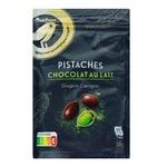 Auchan Pistachio in Milk Chocolate 150g