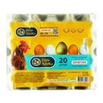 Яйца куриные Zlata kladka С0 20шт