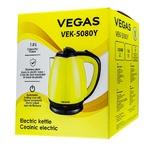 Електрочайник Vegas VEK-5080Y