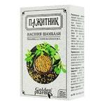 Пажитник Golden pharm насіння шамбали 100г