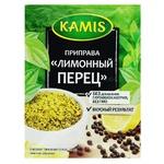 Приправа Kamis Лимонний перець 20г