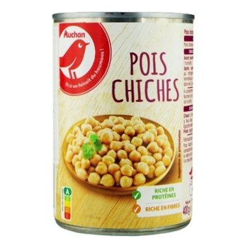 Auchan Canned Chickpea - buy, prices for Auchan - photo 5