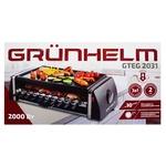 Grunhelm GTEG2031 Grill multi-grill 3in1 2000W