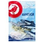 Auchan Dried Salted Anchovies 36g