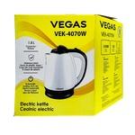 Електрочайник Vegas VEK-4070W
