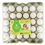 Яйца куриные Квочка пищевые столовые первой категории 30шт