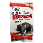 Kimnori Spicy Nori Chips 4g