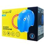Інгалятор компресорний Longevita CNB69012 блакитний