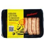 Колбаски Глобино Мюнхенские для гриля и жарки