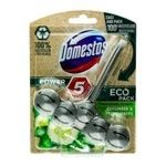 Domestos Power 5 Freshness of Cucumber and Young Grass Toilet Block 55g