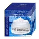Dead Sea Collection Nourishing Night Cream with Dead Sea Minerals and Hyaluronic Acid 50ml