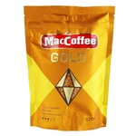 Кофе MacCoffee Gold растворимый 120г