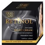 Dead Sea Collection Retinol Anti-aging Night Cream 50ml